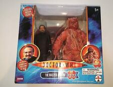 Doctor Who The Master & Axon Collectors Set