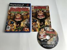 * Sony Playstation 2 Game * RAMPAGE TOTAL DESTRUCTION * PS2