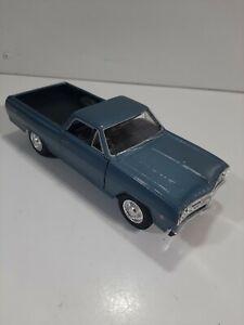 Maisto 1:26 Die Cast 1965 Chevrolet El Camino (Missing Rear Bumper)