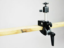 HAGUE SC1 Superclamp With Ball Levelling Head For Cameras (Suits Brinno)