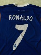 Adidas Climacool Real Madrid Fly Emirates Cristiano Ronaldo Men Jersey Size M/L