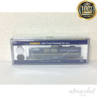 NEW TOMIX N Gauge Multi Rail Cleaning Car Blue 6425 Train Model Supplies 064251