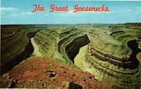 Vintage Postcard - The Great Goosenecks Of The San Juan Unposted #2375