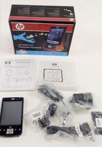 HP IPAQ 214 Enterprise Handheld Personal Organizer Touchscreen Boxed #141