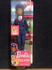 Barbie 60th Anniversary You Can Be Anything Pilot - African American - New