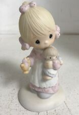 "Precious Moments Figurines ""Jesus Is the Light"" 1978"