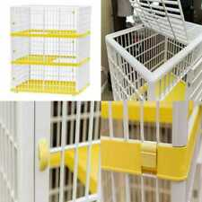 IRIS 3 Tier Cat Cage YELLOW TIER Pet Products