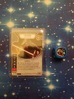 Star Wars Destiny Kylo Ren Vader's Disciple Villain With Dice FFG Starter NM-MT