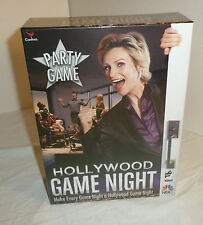 Hollywood Game Night Party Game - Based Upon TV Game Show with Jane Lynch SEALED
