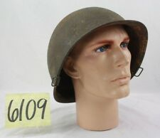 POST WW2 REAR SEAM SWIVEL BELL HELMET SHELL