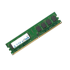 4GB Kit (2x2GB Modules) RAM Memory Biostar A780L (DDR2-5300 - Non-ECC)