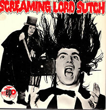"EP  SCREAMING LORD SUTCH  ROCK and ROLL ""JACK THE RIPPER"""