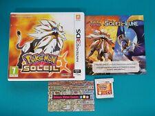 NINTENDO 3DS : pokemon soleil