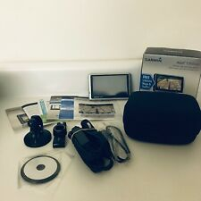 "Garmin Nuvi 1350 Portable GPS Voice Navigator 4.3"" Wide Touch Screen BUNDLE CASE"