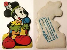 Figurina Morbida MIO Walt Disney - N.8 Tip Serie Paperino Nel Far West