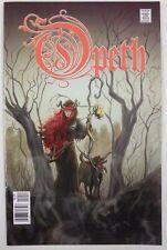 Rock & Roll Biography Comic ~ Opeth ~ Swedish Band Death Metal Prog ~ Nm/Unread