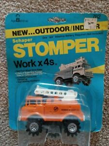 1981 Schaper Stomper Power & Light Truck UNOPENED MOC