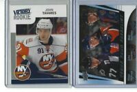 2009-2010 JOHN TAVARES Victory ROOKIE RC and YG Young Guns Checklist LOT of two