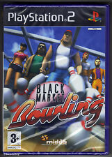 PS2 Black Market Bowling (2005), UK Pal, Brand New & Sony Factory Sealed