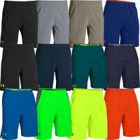 """Under Armour 2016 HIIT Woven 8"""" Mens Sports Training Gym Fitness Shorts"""