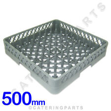 500 x 500 DEXION DISH-WASHER GLASS-WASHER PEGGED PLATE BASKET RACK TRAY 500MM