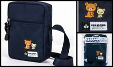 Rilakkuma × YAK PAK Shoulder Bag NAVY From Japan San-X