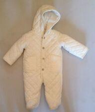 RALPH LAUREN BABY ALLINONE SNOWSUIT BABY CREAM 6M, PINK 9M RRP £109  £49.50 EACH