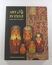 Russian Folk Art Photo Catalog Album Book English Russian 340pp