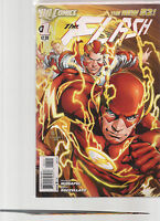 Flash #1 Variant First Printing Comic Book from 2011