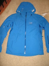 Arc'teryx Shuksan Gore-Tex Jacket Waterproof, Insulated (For Men).Macaw.M.NWT.