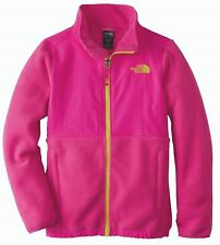 The North Face Girls Polartec 300 DENALI Azalea Pink Fleece Jacket M 10/12