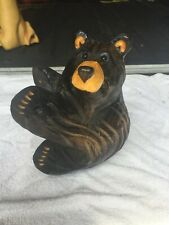 "Bearfoots ""Sadie"" corner/climb bear - Jeff Fleming bear"