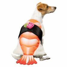 New Puppy Pet Dog Halloween Costume Sushi Shrimp Japanese Food Small S Medium M