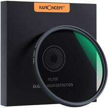 K&F Concept 58/67/77/82mm CPL Camera Lens Filter Circular Polarizer 18 Layer