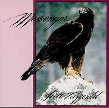 Messenger; Scott Fitzgerald 1989 CD, New Age, Nature, Ambient, Native American,