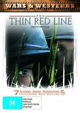 Sean Penn George Clooney Woody Harrelson THE THIN RED LINE DVD (NEW & SEALED)
