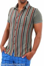 T-shirt Polo Maglietta Uomo Camicia 525-GRUPPO EINSTEIN B539 Tg S  XXL *