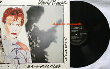 David Bowie Scary Monsters vinyl LP 2017 New No Barcode Unplayed from box set