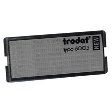 Letter Set 6003 for Trodat Do-It-Yourself Typo Printing Kit, 3mm Letters