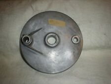 BSA  ALLOY REAR BRAKE PLATE A50-A65 NOS  1966-70 #50