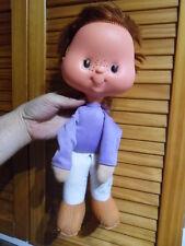 Vintage poupée chiffon Charlotte aux fraises strawberry shortcake doll 80's