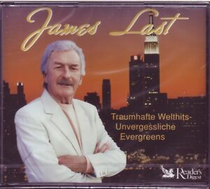 James Last - Traumhafte Welthits -  Reader's Digest  4 CD Box