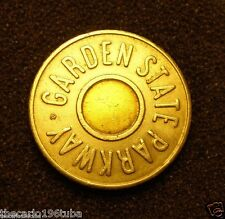 """GARDEN STATE PKWY (NEW JERSEY) TRANSIT TOKEN """"COMBINED SHIPPING"""""""