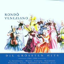 Rondo veneziano seulement le meilleur-les plus grands hits 1984-1998