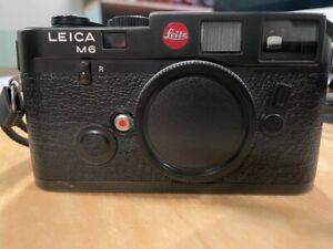 Leica M6 (ELW) Wetzlar #1659000