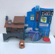 Matter Imaginext Disney Pixar CARS BIG CITY Playset Fisher Price