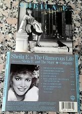 SHEILA E. GLAMOROUS LIFE RARE 1984 CD Prince Belle Of St. Mark Starr Company