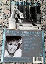 SHEILA E. GLAMOROUS LIFE RARE 1984 CD Prince Belle Of St. Mark Starr Company