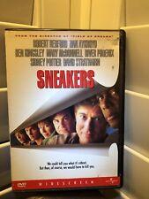Sneakers Dvd Widescreen
