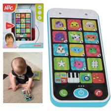 Simba Abc Babytelefon Kleinkinder Rhytmikspielzeug Spielzeughandy Licht Smartpho